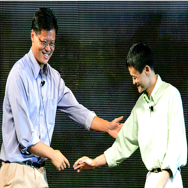 Three most important people influenced the Asia's richest man Jack Ma